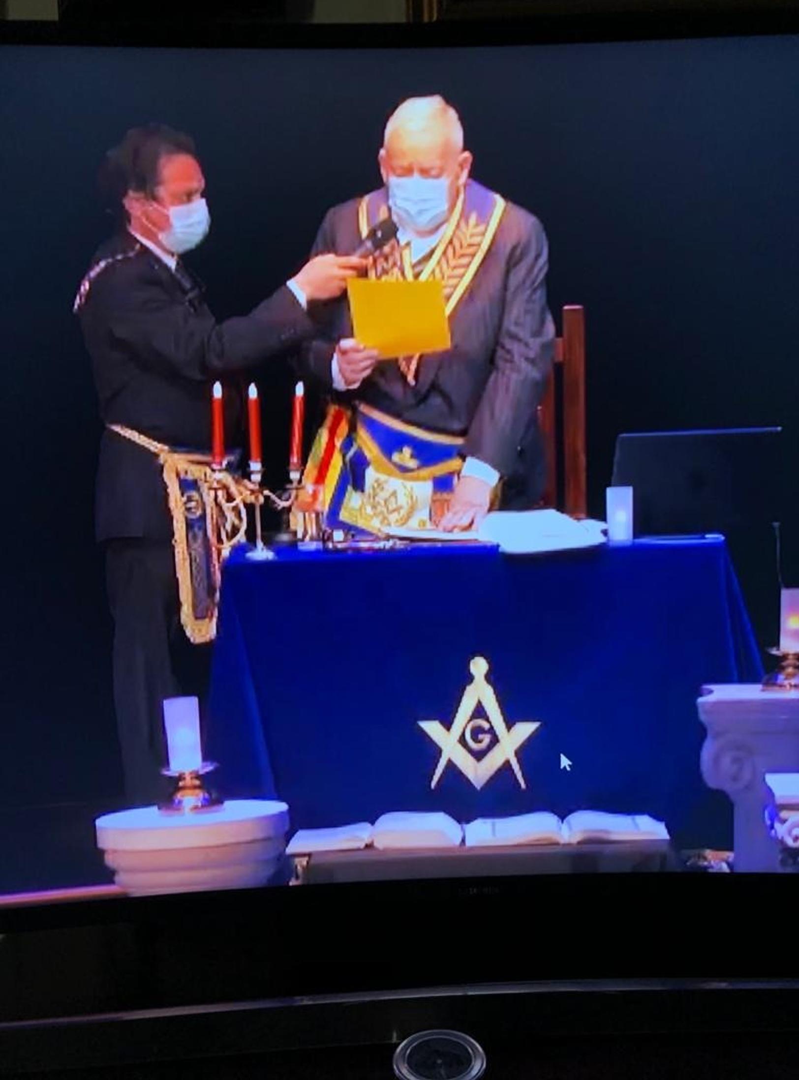 Revoluție în Masonerie: Manole Iosiper, noul Mare Maestru! Doctorul Bălănescu, înlocuit pentru fraudă și abuz! (foto arhivă personală)