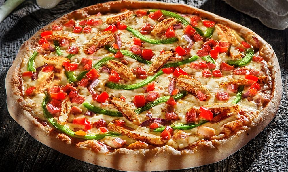 pizza de la Domino`s 7