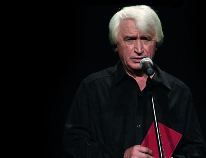 Actorul Emil Boroghină (sursa TVR Craiova)