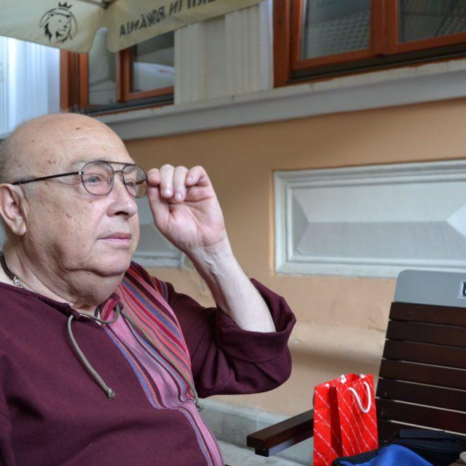 Regizorul Constantin Dicu (sursa www.facebook.com)