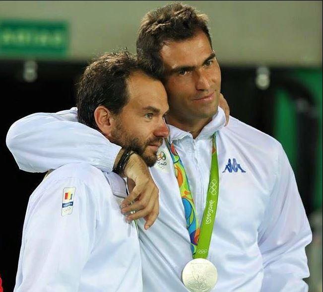Horia Tecău și Florin Mergea, prima medalie olimpică de tenis pentru România! Rafa Nadal le-a refuzat aurul
