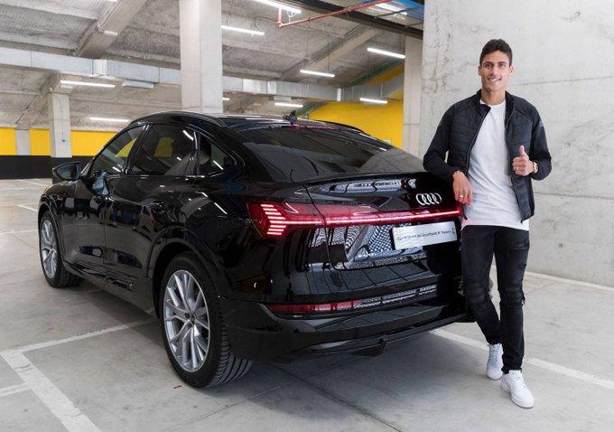 Jucători Real Madrid mașini