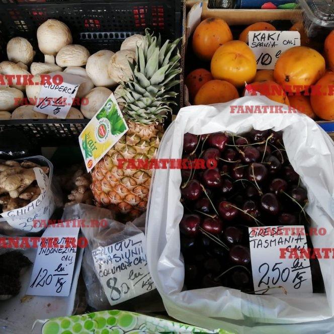 tarabă fructe