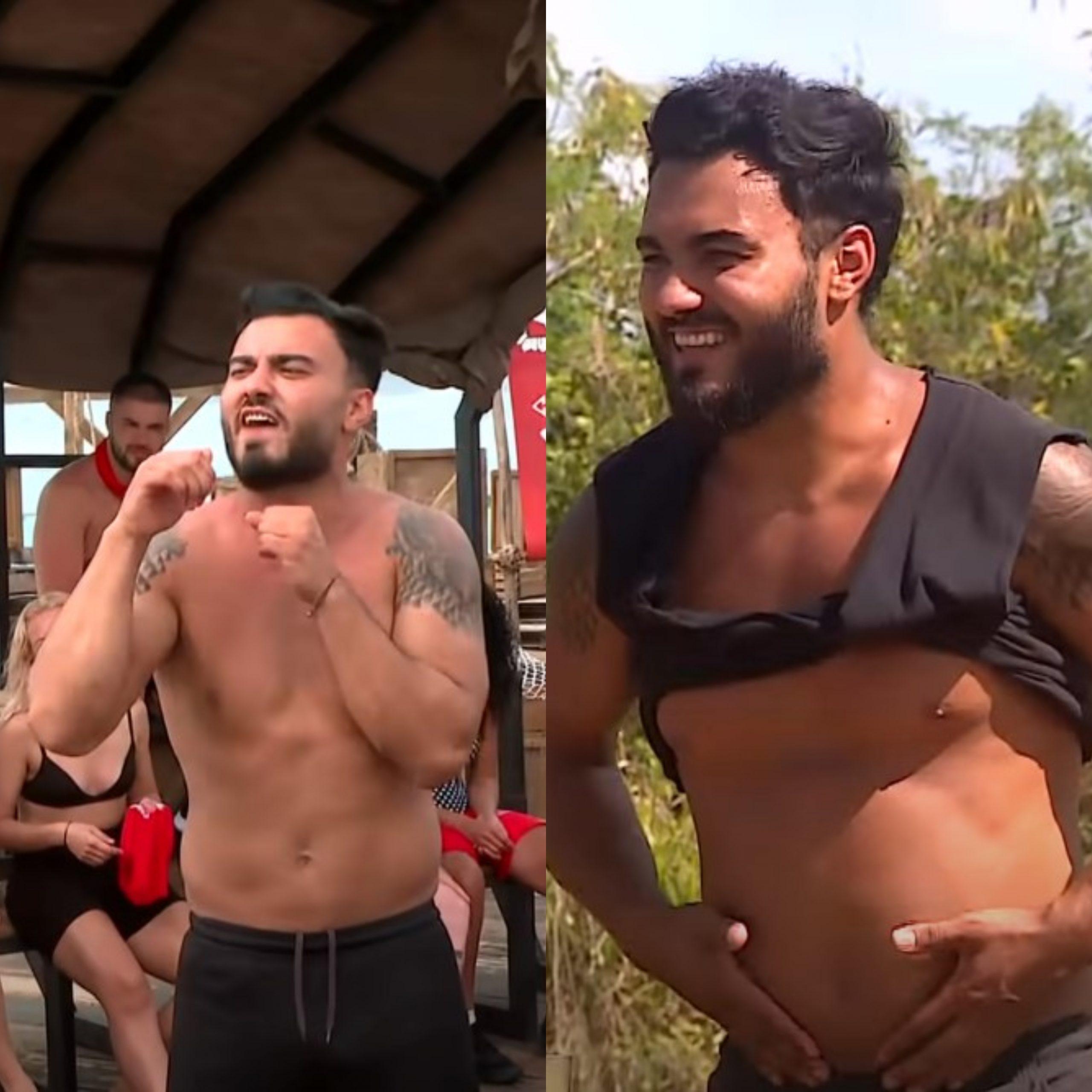 Jador, unul dintre concurenții de la Survivor România