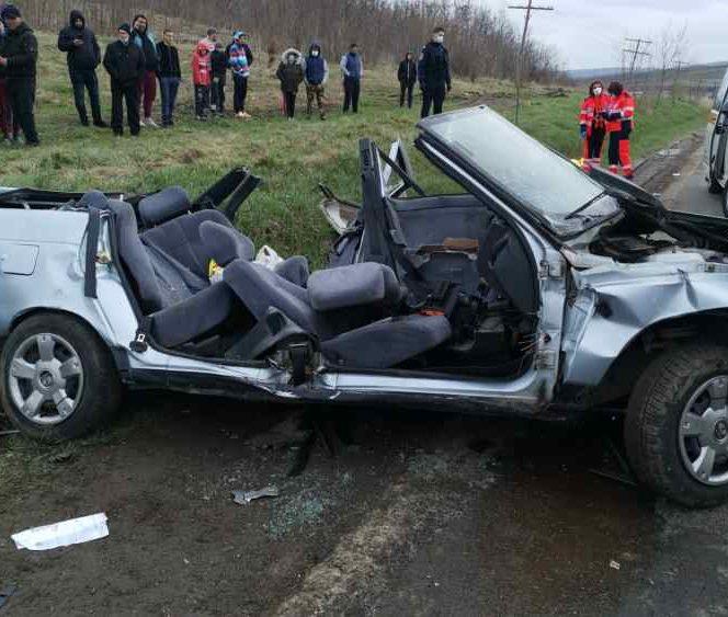 Accident cumplit în Dorohoi.