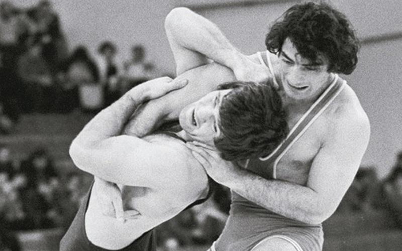 Ion Draica antrenament