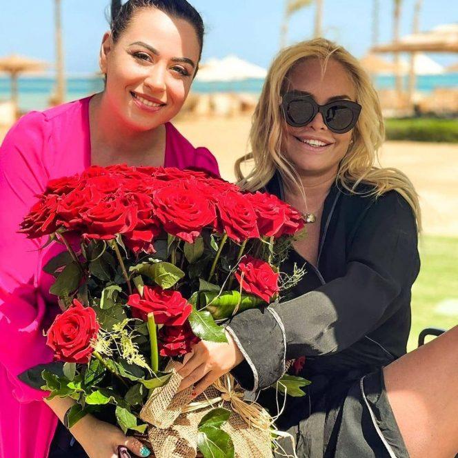 Oana Roman și Vica Blochina