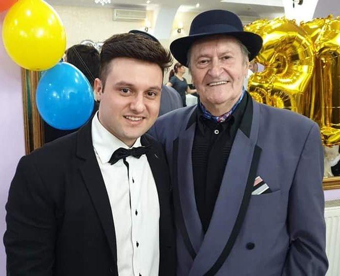 Sebastian Comănici și Simion Pop