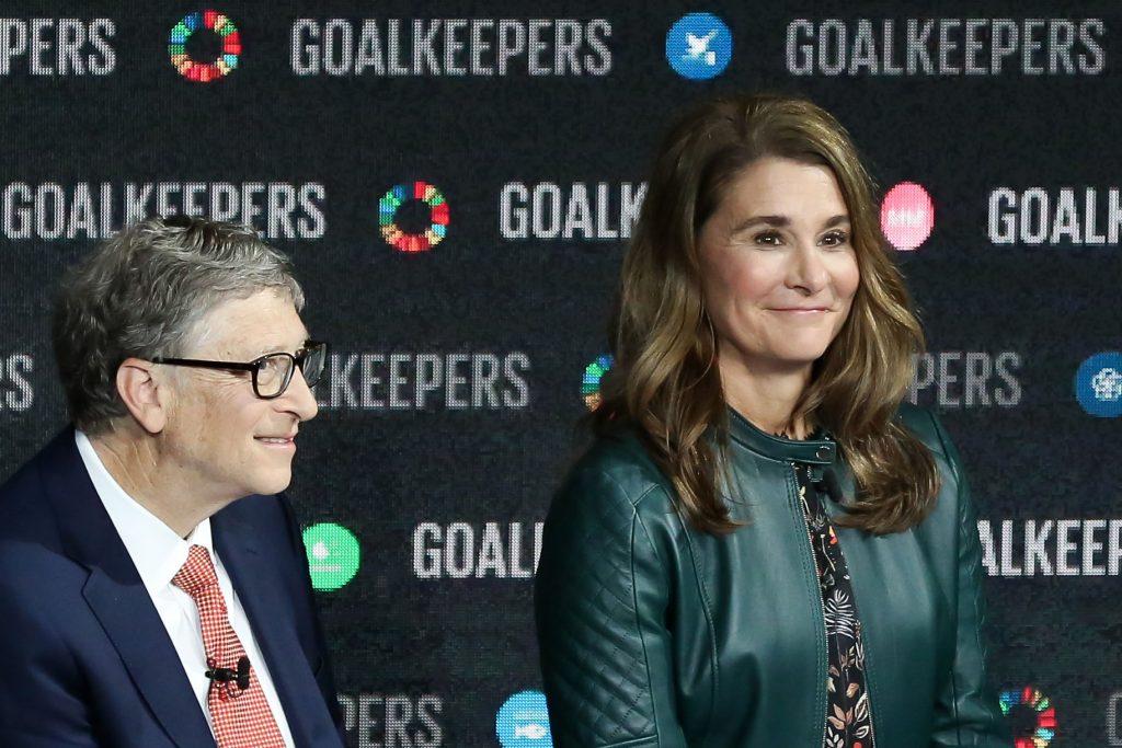 Cine este Melinda, soția lui Bill Gates? A fost chelneriță în tinerețe, acum este una dintre cele mai puternice femei din lume