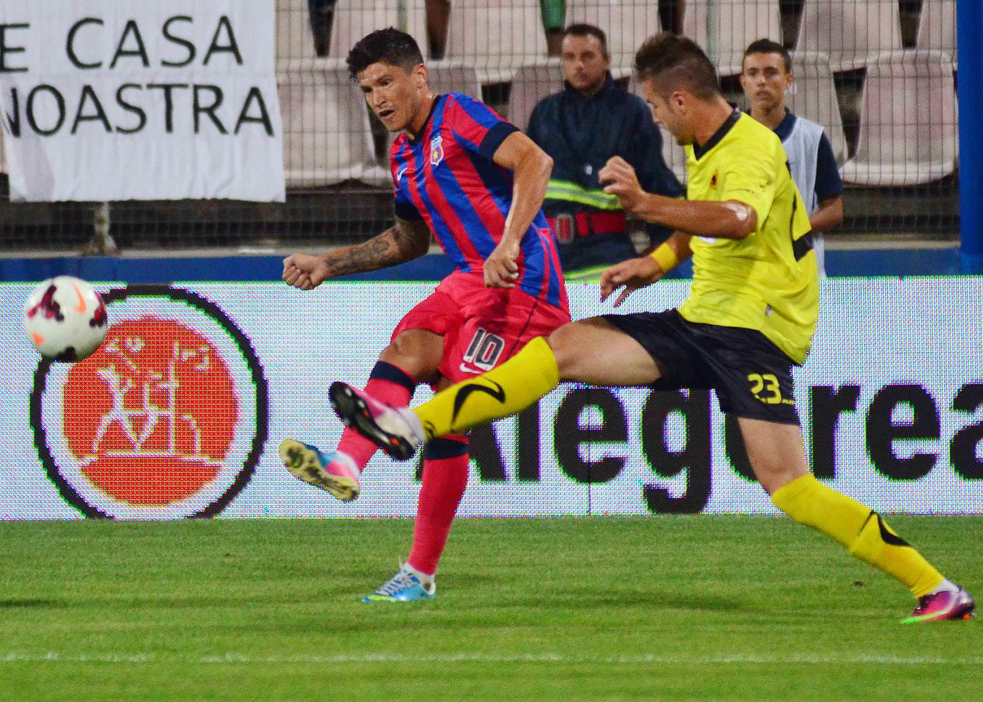 FOTBAL:STEAUA BUCURESTI-CEAHLAUL PIATRA NEAMT 2-0,LIGA 1 (20.07.2013)