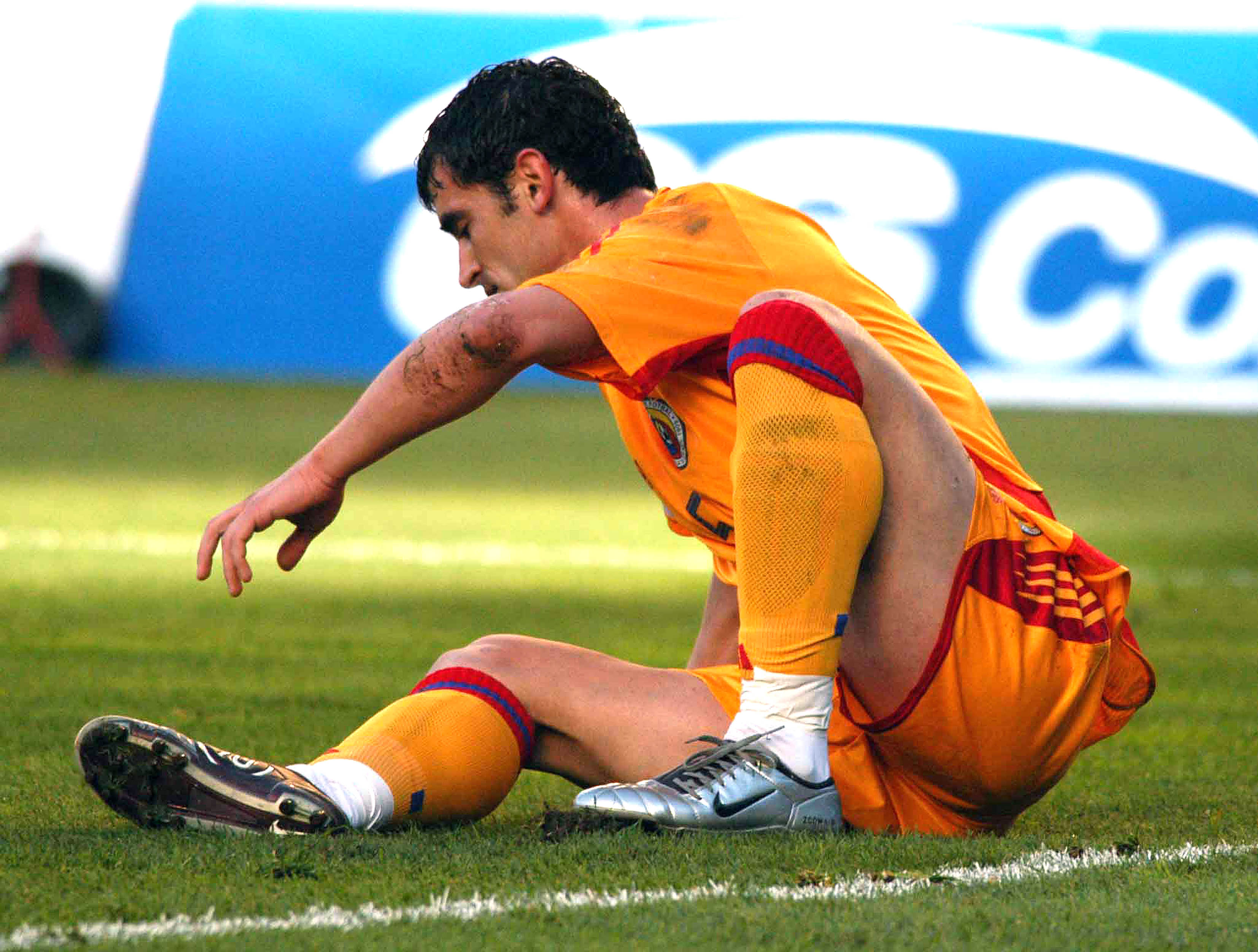 FOTBAL:CEHIA-ROMANIA 4-1 PRELIMINARII CM 2006 (9.10.2004)