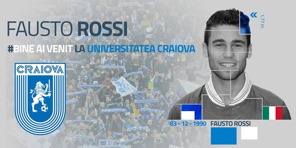 Transferuri CS U Craiova. Un fost jucator de la Juventus a semnat (2)