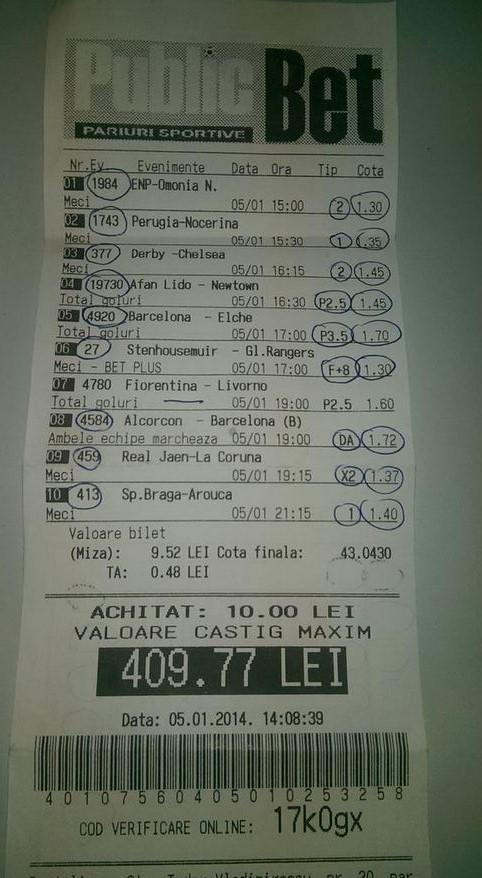 bilet cc