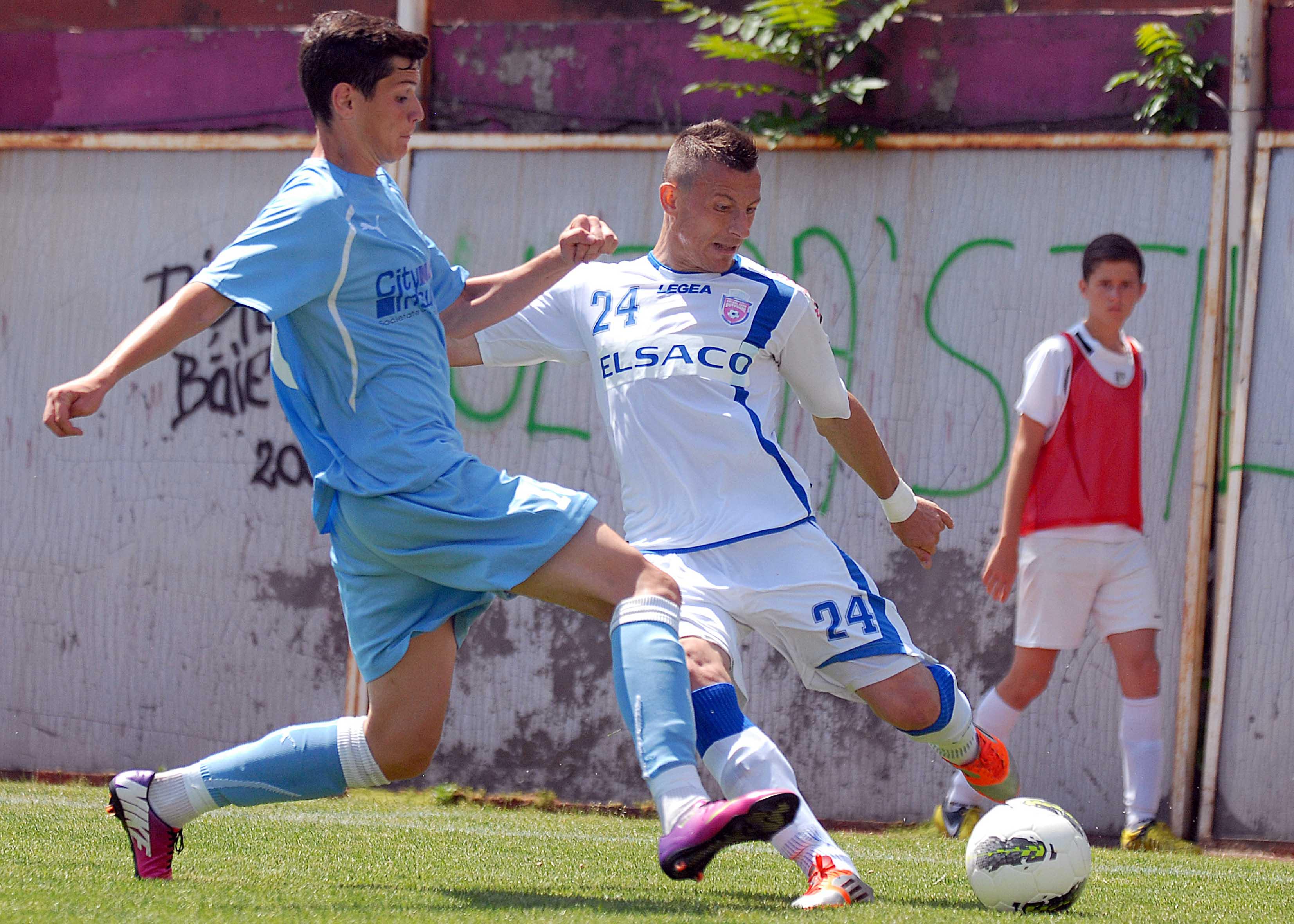 2.FOTBAL:SPORTUL STUDENTESC-FC BOTOSANI 0-4,LIGA 2 (18.05.2013)