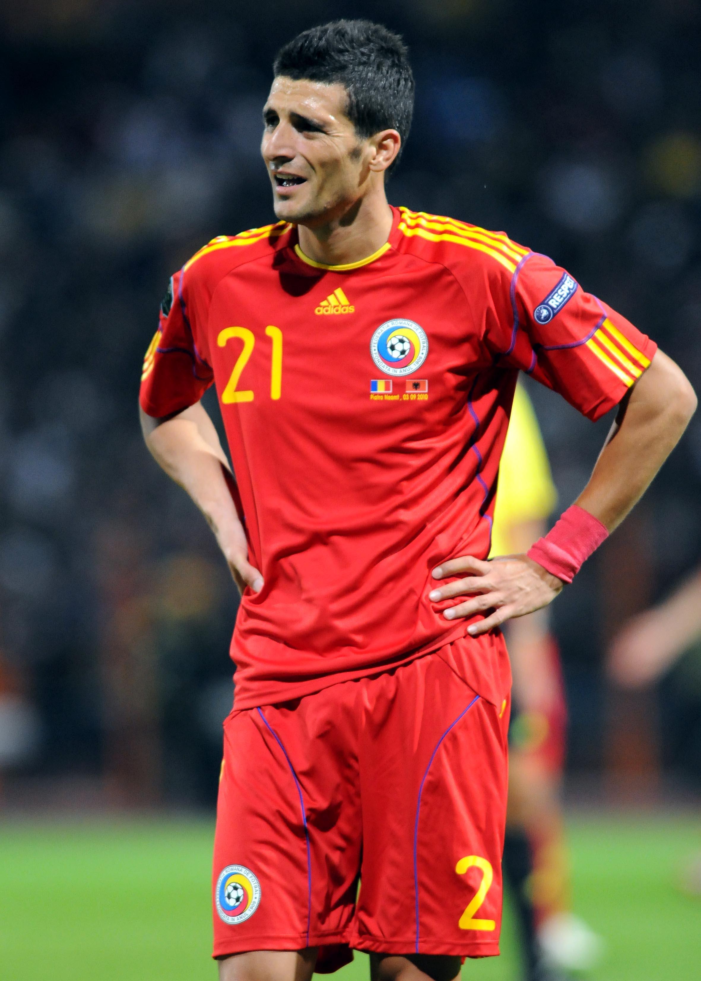 FOTBAL:ROMANIA-ALBANIA 1-1,PRELIMINARIILE EURO 2012 (3.09.2010)