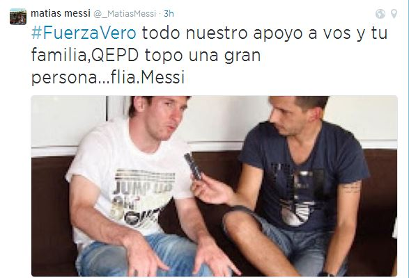 messi frate twitter