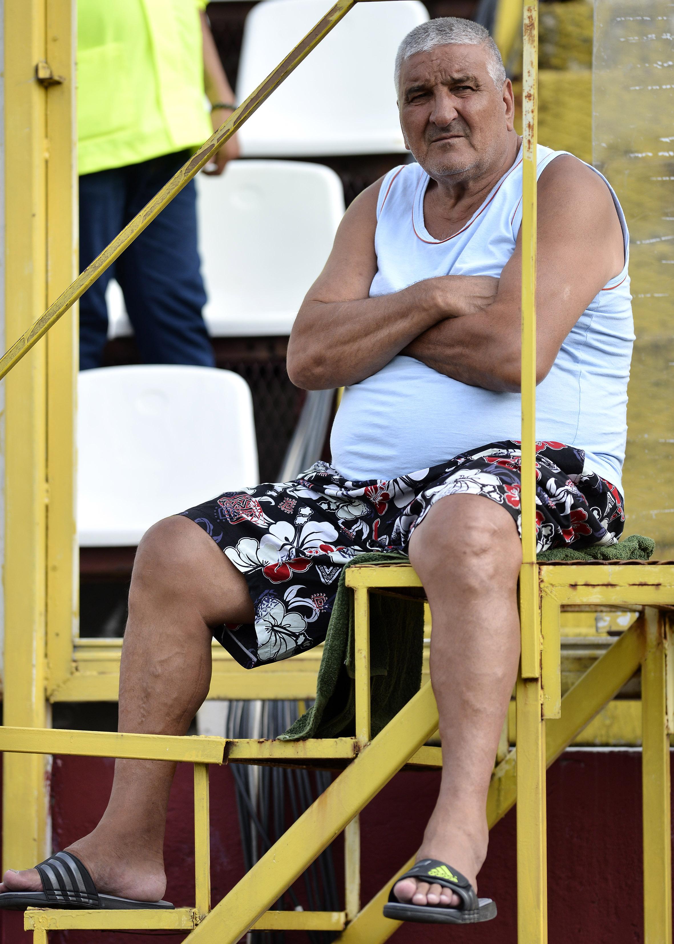 FOTBAL:RAPID BUCURESTI-CS UNIVERSITATEA CRAIOVA, CUPA LIGII (16.07.2014)