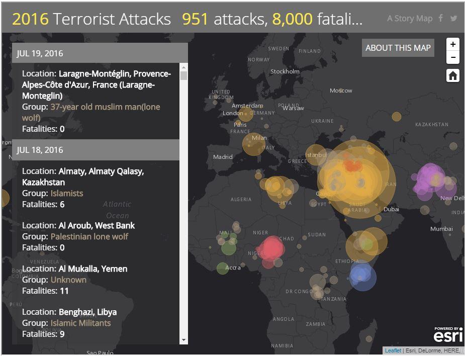 2016 atacuri teroriste