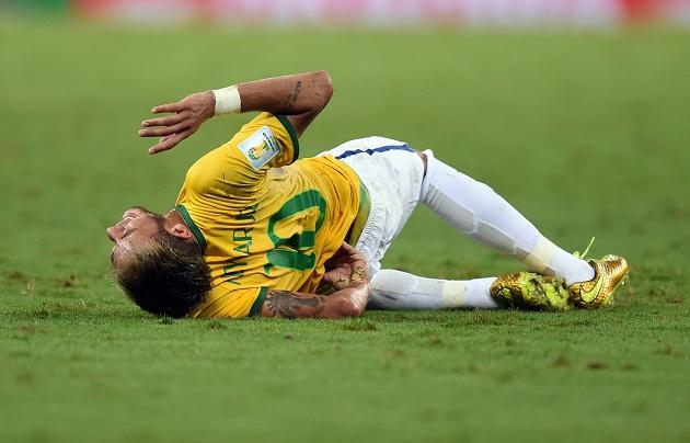 Quarter final - Brazil vs Colombia